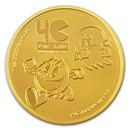 2020 Niue 1 oz Gold $250 PAC-MAN™ 40th Anniversary Coin