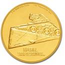 2020 Niue 1 oz Gold $250 Star Wars Star Destroyer
