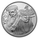 2020 Niue 1 oz Proof Silver: Albus Dumbledore