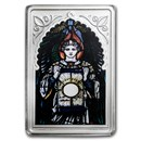 2020 Niue 1 oz Silver $2 Archangel Uriel