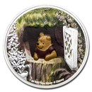 2020 Niue 1 oz Silver $2 Disney Winnie the Pooh - Pooh