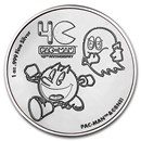 2020 Niue 1 oz Silver $2 PAC-MAN™ 40th Anniversary Coin