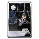 2020 Niue 1 oz Silver $2 Star Wars - A New Hope