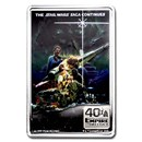 2020 Niue 1 oz Silver $2 Star Wars: Empire Strikes Back 40th Ann