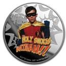 2020 Niue 1 oz Silver Batman '66: Robin