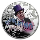 2020 Niue 1 oz Silver Batman '66: The Penguin