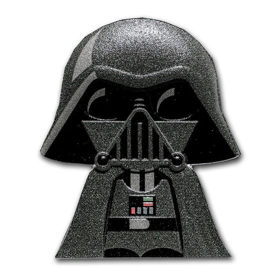 2020 Niue 1 oz Silver Chibi Coin Collection: Darth Vader
