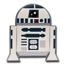 2020 Niue 1 oz Silver Chibi Coin Collection: R2-D2
