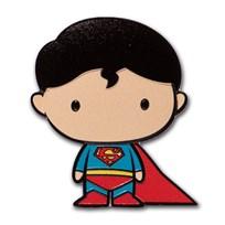 2020 Niue 1 oz Silver Chibi Coin Collection: Superman