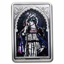 2020 Niue 1 oz Silver Coin $2 Archangel Raphael