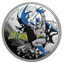 2020 Niue 1 oz Silver Coin $2 Justice League 60th: Batman