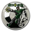 2020 Niue 1 oz Silver Coin $2 Justice League 60th: Green Lantern