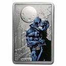 2020 Niue 1 oz Silver Coin $2 - The Caped Crusader - The Kiss
