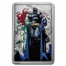 2020 Niue 1 oz Silver Coin $2 - The Caped Crusader - Vixens