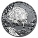 2020 Niue 1 oz Silver Proof Australia at Night (Echidna)