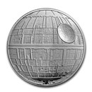 2020 Niue 1 oz Silver Star Wars Death Star (Box & COA)
