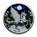 2020 Niue Silver Proof Unicorn