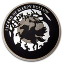2020 Niue Silver Spooky Stories! Tales of Terror!: Sleepy Hollow