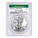 2020 (P) American Silver Eagle MS-69 PCGS (FS, Philadelphia)
