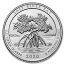 2020-P ATB Quarter Salt River Bay National Park & Preserve BU
