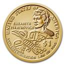 2020-P Native Amer $1 - Peratrovic Anti-Discrimination BU