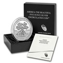 2020-P Silver ATB Salt River Bay Nat'l Hist. Park (w/Box & COA)