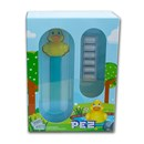 2020 PEZ® Gift Set w/Rubber Duck Dispenser & 6x 5 g Silver Wafers