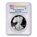 2020-S 1 oz Proof American Silver Eagle PR-70 PCGS (FirstStrike)