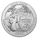 2020-S ATB Quarter Weir Farm National Historic Site BU