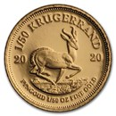 2020 South Africa 1/50 oz Proof Gold Krugerrand