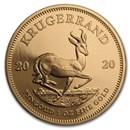 2020 South Africa 1 oz Proof Gold Krugerrand