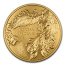 2020 South Korea 1 oz Gold Phoenix BU
