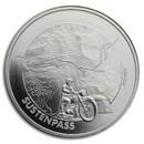 2020 Switzerland Silver 20 CHF Susten Pass BU