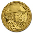2020 Tuvalu 1/4 oz Gold John Wayne Proof