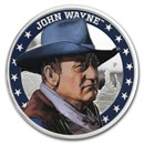 2020 Tuvalu 1 oz Silver John Wayne Proof