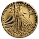 2020-W 1/10 oz Proof American Gold Eagle (w/Box & COA)
