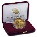 2020-W 1 oz Proof American Gold Eagle (w/Box & COA)