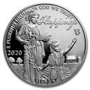 2020-W 1 oz Proof Platinum American Eagle (w/Box & COA)