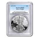 2020-W American Silver Eagle PR-69 PCGS