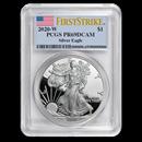 2020-W Silver American Eagle PR-69 PCGS (FirstStrike®)