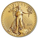 2021 1/2 oz American Gold Eagle BU (Type 2)
