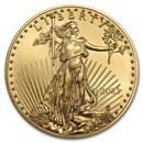 2021 1/2 oz American Gold Eagle BU