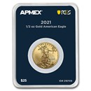 2021 1/2 oz American Gold Eagle (MD® Premier + PCGS FirstStrike®)