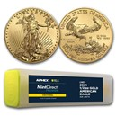 2021 1/2 oz Gold Eagle (40-Coin MD® Premier + PCGS FS® Tube)