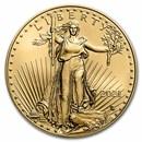 2021 1/4 oz American Gold Eagle BU (Type 2)