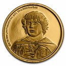 2021 1/4 oz Gold Coin $25 The Lord of the Rings: Frodo Baggins