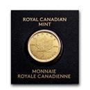 2021 1 gram Gold Maple Leafs Maplegram25™ (In Assay)