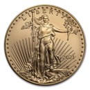 2021 1 oz American Gold Eagle BU (Reverse Strike-Thru)