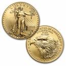 2021 1 oz American Gold Eagle Coin BU (Type 2)