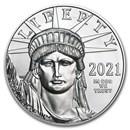 2021 1 oz American Platinum Eagle Coin BU